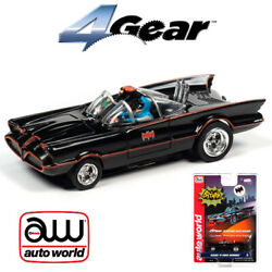 Kyпить Auto World 4Gear 1966 Batmobile - Batman TV HO Scale Slot Car на еВаy.соm