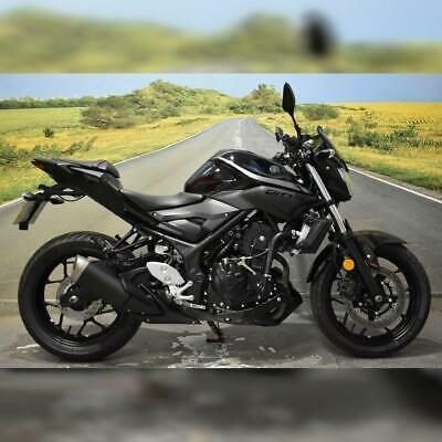 Yamaha MT-03 2017 - Low Mileage, 2 Former Keepers, All Books