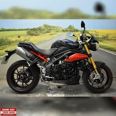 Triumph Speed Triple 1050 R 2014