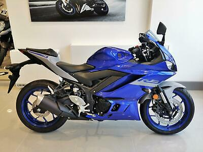 2020 Yamaha YZF-R3 ABS Supersport