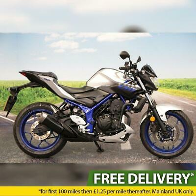 Yamaha MT-03 2016 - Low Mileage, ABS, Datatag, Economical