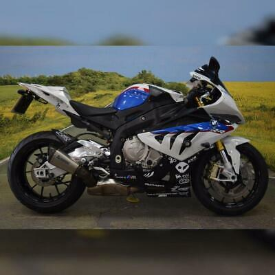 2013 BMW S1000 RR, Service History, All Books, Akrapovic Exhaust