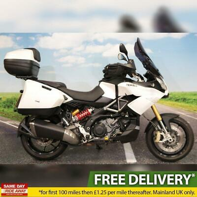 Aprilia Caponord 1200 ABS 2015 - Low Mileage, Full Luggage, 2 Former Keepers