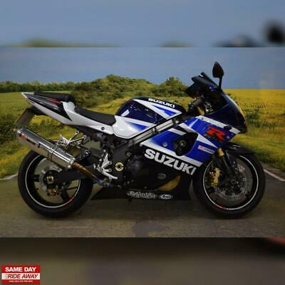 2003 Suzuki GSXR 1000, Two Keys, Stunning Condition, Trioval Yoshimura Exhaust