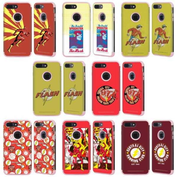 Royaume-UniTHE FLASH DC COMICS FAST FASHION HELLPINK GUARDIAN HÜLLE FÜR APPLE iPHONE HANDYS