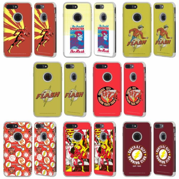Royaume-UniTHE FLASH DC COMICS FAST FASHION GREY GUARDIAN CASE FOR APPLE iPHONE PHONES