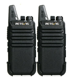 Kyпить Retevis RT22 UHF Long range Two Way Radios 2W Rechargeable Walkie Talkies(2PCS) на еВаy.соm
