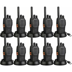 Kyпить Long Range Two Way Radio Retevis H777 UHF Walkie Talkie 1000mAh 5W 16CH(10pcs) на еВаy.соm