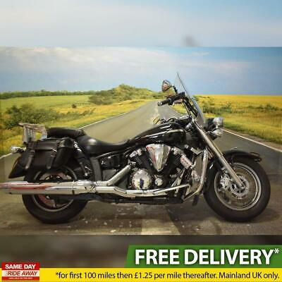 Yamaha XVS1300A Midnight Star 2007