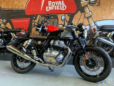 2019 ROYAL ENFIELD CONTINENTAL GT 650 TWIN ABS AVAILABLE NOW FROM UK NO1 DEALER