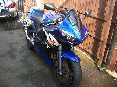 YAMAHA YZF R6 5SL 2003 IN EXCELLENT CONDITION