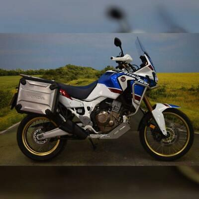 2018 Honda CRF 1000 Africa Twin, All Books & Keys, Service History, Luggage