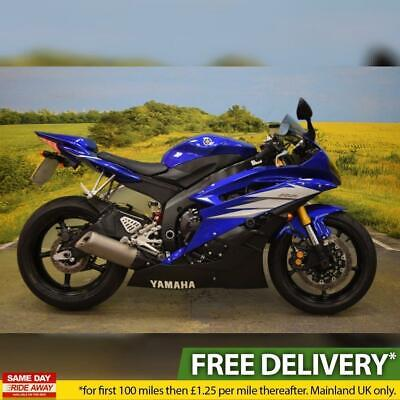 2006 Yamaha R6, Two Keys, Service History, Seat Cowl, Best Colour Combination