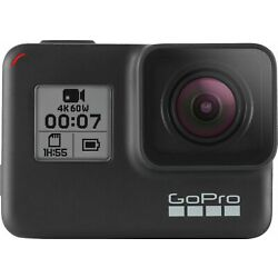 Kyпить GoPro - HERO7 Black 4K Waterproof Action Camera - Black на еВаy.соm
