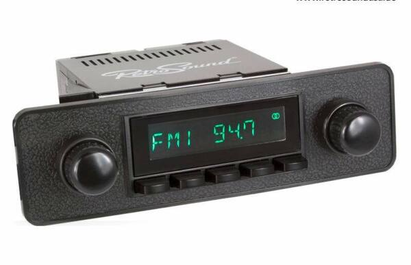 AllemagnePour MG Mgc 1967-69 Oldtimer  Radio DAB + Fm USB Bluetooth Aux
