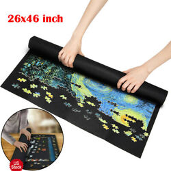 Kyпить NEW Felt Storage Mat Jigsaw Puzzle Roll Up Puzzle Storage Up To 1500 Pieces Game на еВаy.соm