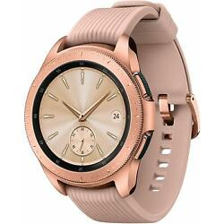Kyпить Samsung Galaxy Smart Watch 42MM GPS + 4G T-Mobile SM-R815U Bluetooth Rose Gold на еВаy.соm