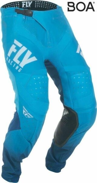 Royaume-UniFly Racing 2019 Lite Hydrogène MX  Off Route Adulte Pant - Bleu/Blanc