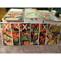 Kyпить 1963-1993 MARVEL Comics X-MEN (1st Series) #14-300 + Specials - You Pick Singles на еВаy.соm