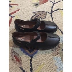 New Womens Hotter Comfort Concept Mary Jane Shoes, Size 9.5 EEE width NWOB.