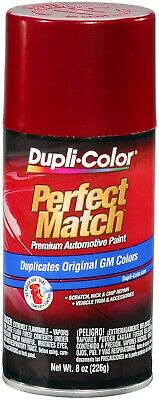 Duplicolor Metallic Medium Garnet Red GM Touch-Up Paint - Code: 72 (8 oz)