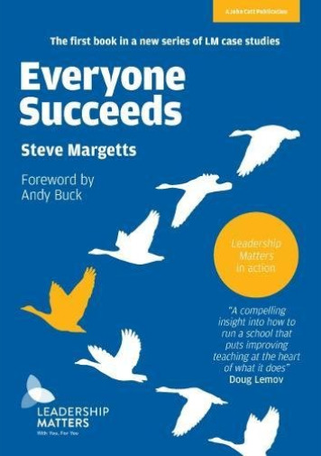 Royaume-UniMargetts Steve-Everyone Succeeds: Leadership  In Action BOOK NEUF