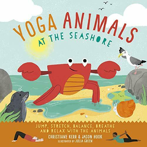 Royaume-Unie Kerr-Yoga Animals: At The Seashore BOOKH NEUF