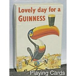 Kyпить 1990s Guiness Beer Brewery Dublin, Ireland Playing Cards NEW IN PACKAGING на еВаy.соm