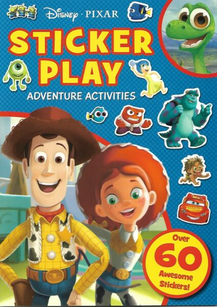 Royaume-UniDisney Pixar  Play Toy Story