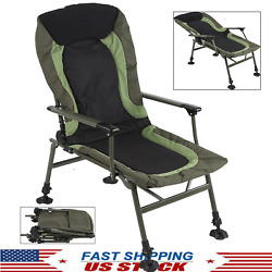 Luxury Outdoor Camping Fishing Sports Chair Picnic Folding Portable Lightweight