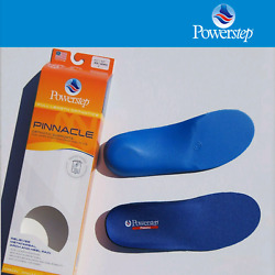Kyпить Powerstep Pinnacle Orthotic Insoles Inserts Orthotics Sizes: C E F G J NEW на еВаy.соm