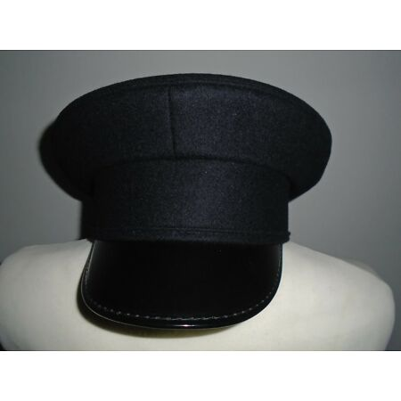 img-ROYAL SIGNALS MANS PEAKED CAP BRITISH ARMY ISSUE VARIOUS SIZES NEW