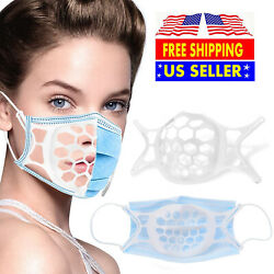 Kyпить 3D Mask Bracket Inner Support Frame For Breathing Space Reusable&Washable на еВаy.соm