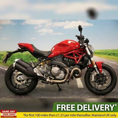 Ducati Monster 821 2020 - Very Low Mileage, All Keys/Books, 1Former Keeper