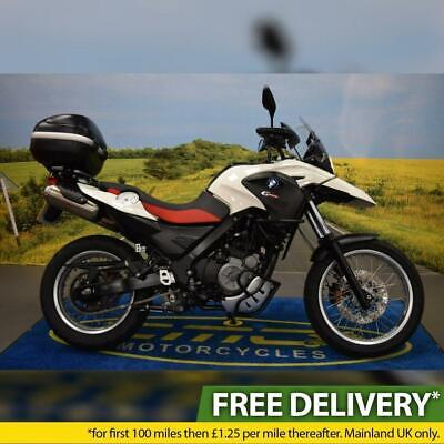 2015 BMW G650GS, All Books & Keys, Service History, Heated Grips, Top Box