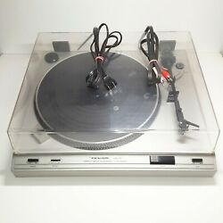 Kyпить Realistic LAB 395 Direct Drive Automatic Turntable Record Player Works Great! на еВаy.соm