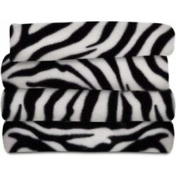 Kyпить Sunbeam Electric Heated Throw Blanket, Zebra на еВаy.соm
