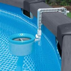 Kyпить Intex 28000 Deluxe Wall Mount Surface Skimmer for Above Ground Pools 28000E на еВаy.соm