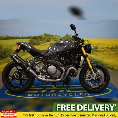 2017 Ducati Monster 1200 S, Arrow Exhaust, Ohlins, TFT Display, Rider Modes