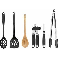 Kyпить Cuisinart - 6 PC Tool and Gadget Set Indoor Cooking - Black на еВаy.соm
