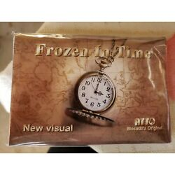 Kyпить Frozen In Time New Edition By Katsuya Masuda Magic Trick Sealed на еВаy.соm