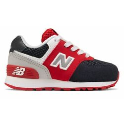 Kyпить New Balance Infant 574 Shoes Blue with Red на еВаy.соm