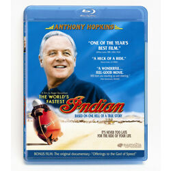 The World's Fastest Indian [New Blu-ray]
