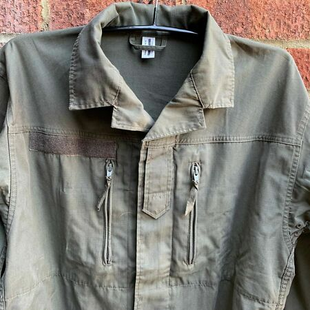 img-Austrian Army Lightweight Ripstop Jacket Combat Field Military Surplus