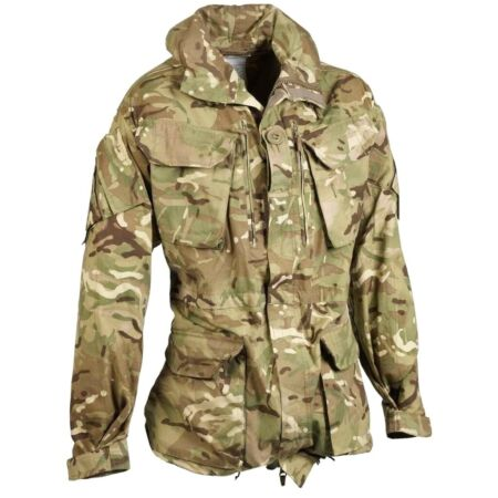 img-Genuine British Army Windproof Combat Smock PCS MKII Jacket Coat MTP NEW SIZES