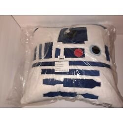 Kyпить M15 Disney The Big One Kids Character Throw Pillow Star Wars R2D2 use the force на еВаy.соm