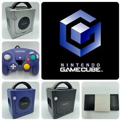 Kyпить Nintendo GameCube DOL-001 | Console ONLY or Accessories | Good Condition. Clean! на еВаy.соm