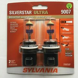 Kyпить New OEM Sylvania Silverstar Ultra 9007 Halogen Headlights Bulb Lamps 2 Pack Pair на еВаy.соm
