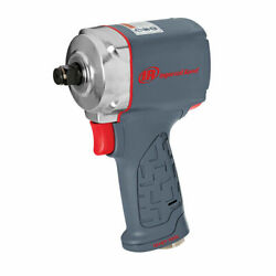 Ingersoll Rand 36QMAX Ultra Compact Quiet 1/2'' Impact Wr 640 ft lbs torque New!