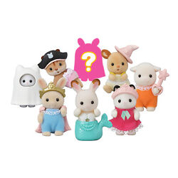 Sylvanian Families Calico Critters Baby Costume Series Mystery Bag